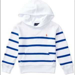 Polo by Ralph Lauren Striped Hoodie